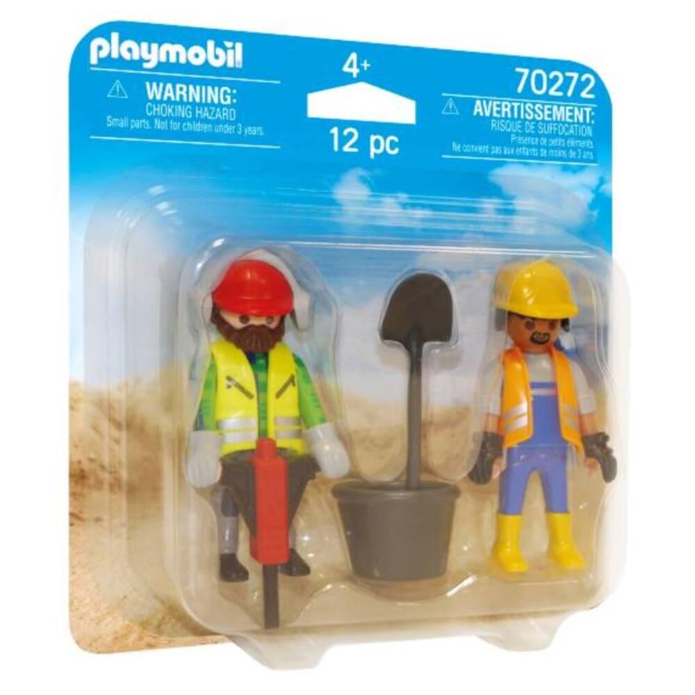 PLAYMOBIL bouwvakkers 70272