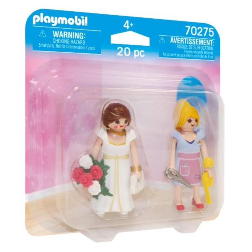 PLAYMOBIL prinses en kleermaker 70275