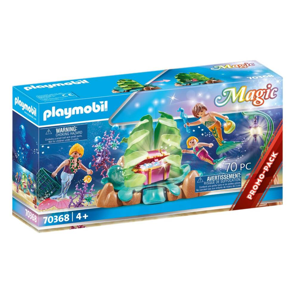 PLAYMOBIL Magic koraalbar met zeemeerminnen 70368