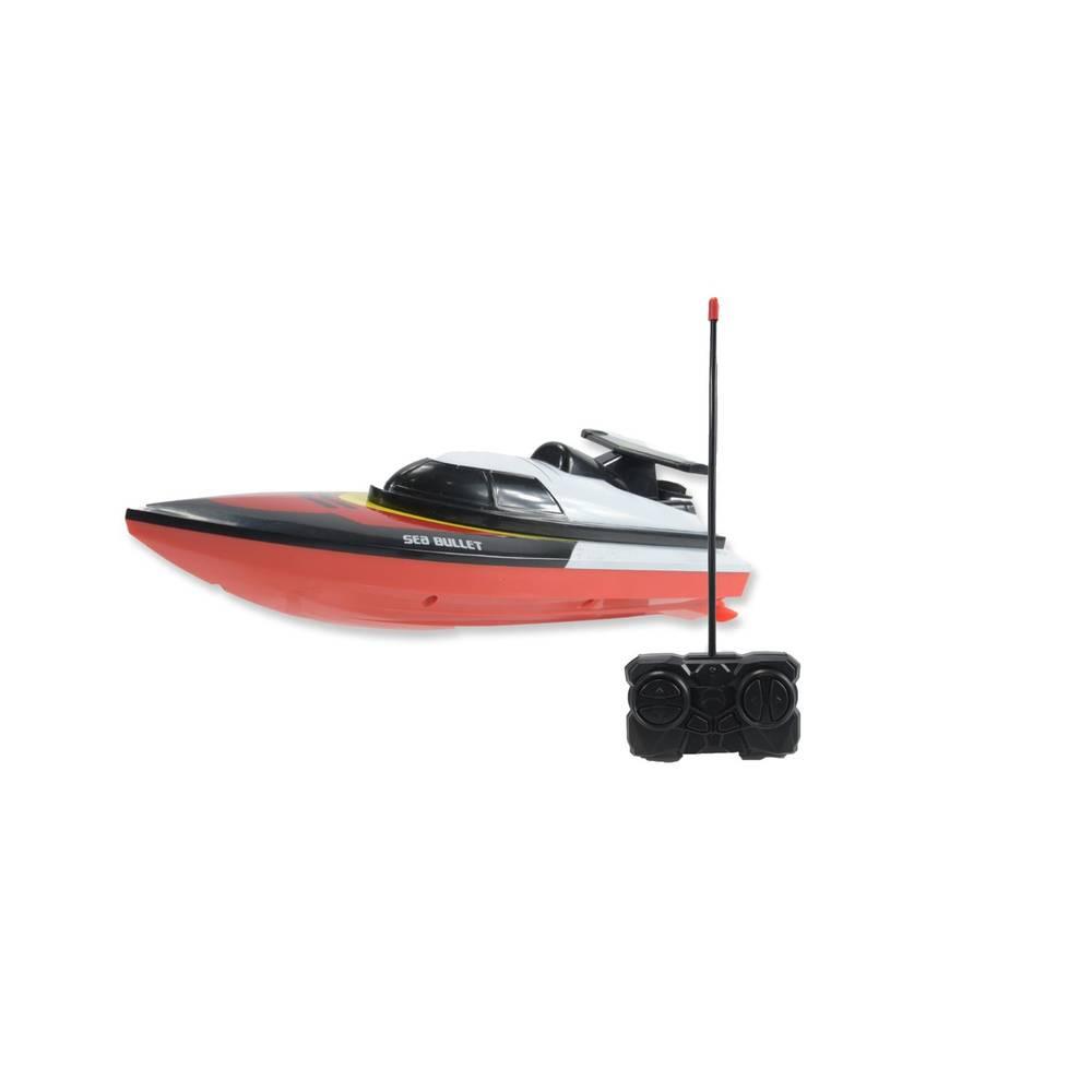 Gear2Play op afstand bestuurbare boot Sea Bullet - 27 cm