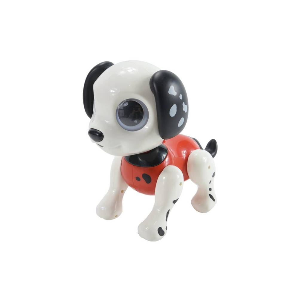 Gear2Play Robo Smart puppy - rood/zwart