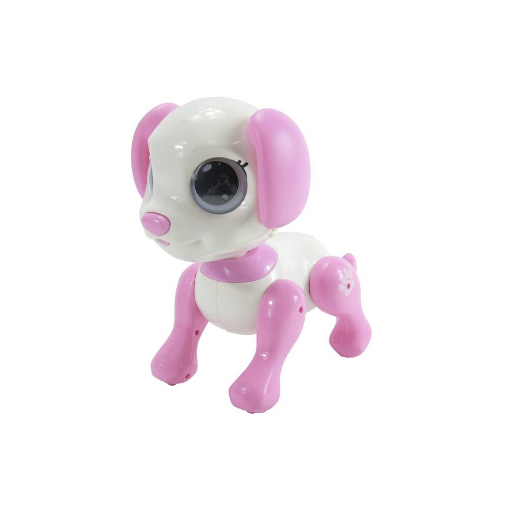 Gear2Play Robo Smart puppy - roze