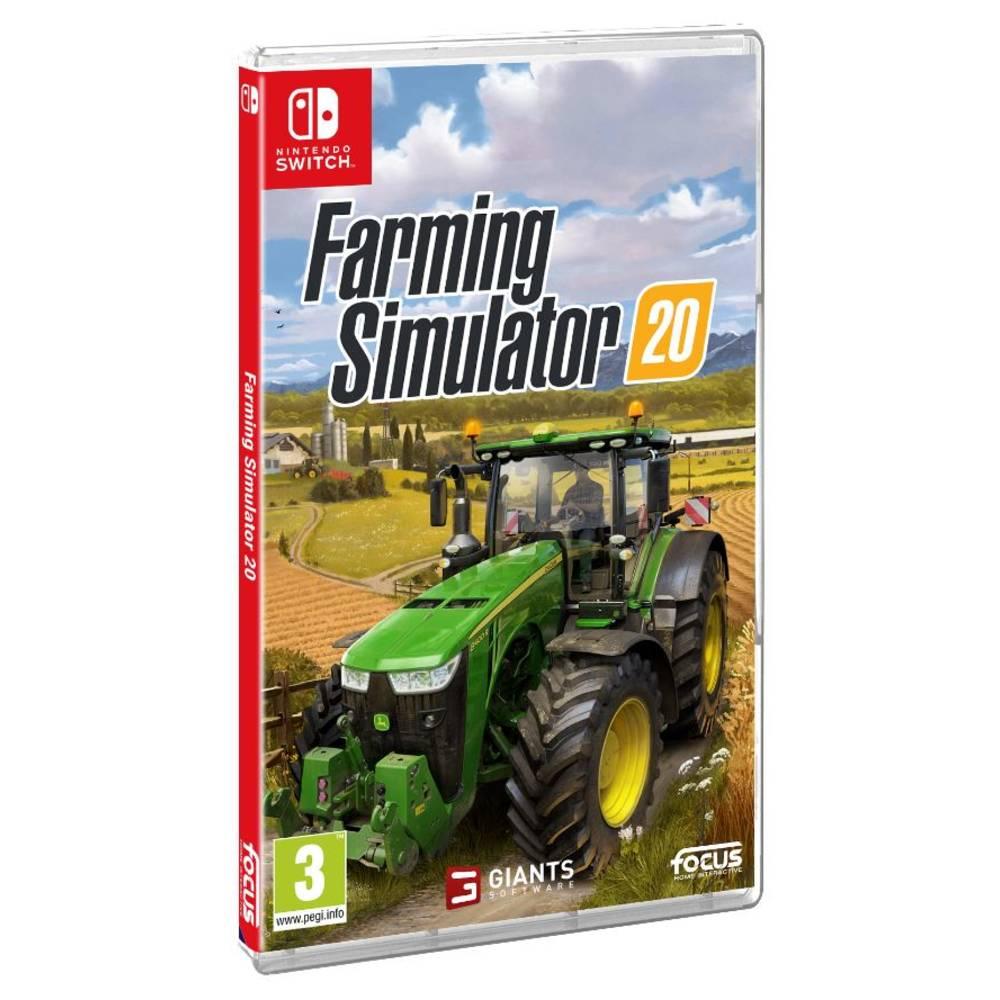 Nintendo Switch Farming Simulator 20