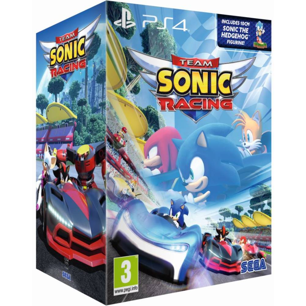 PS4 Team Sonic Racing pack