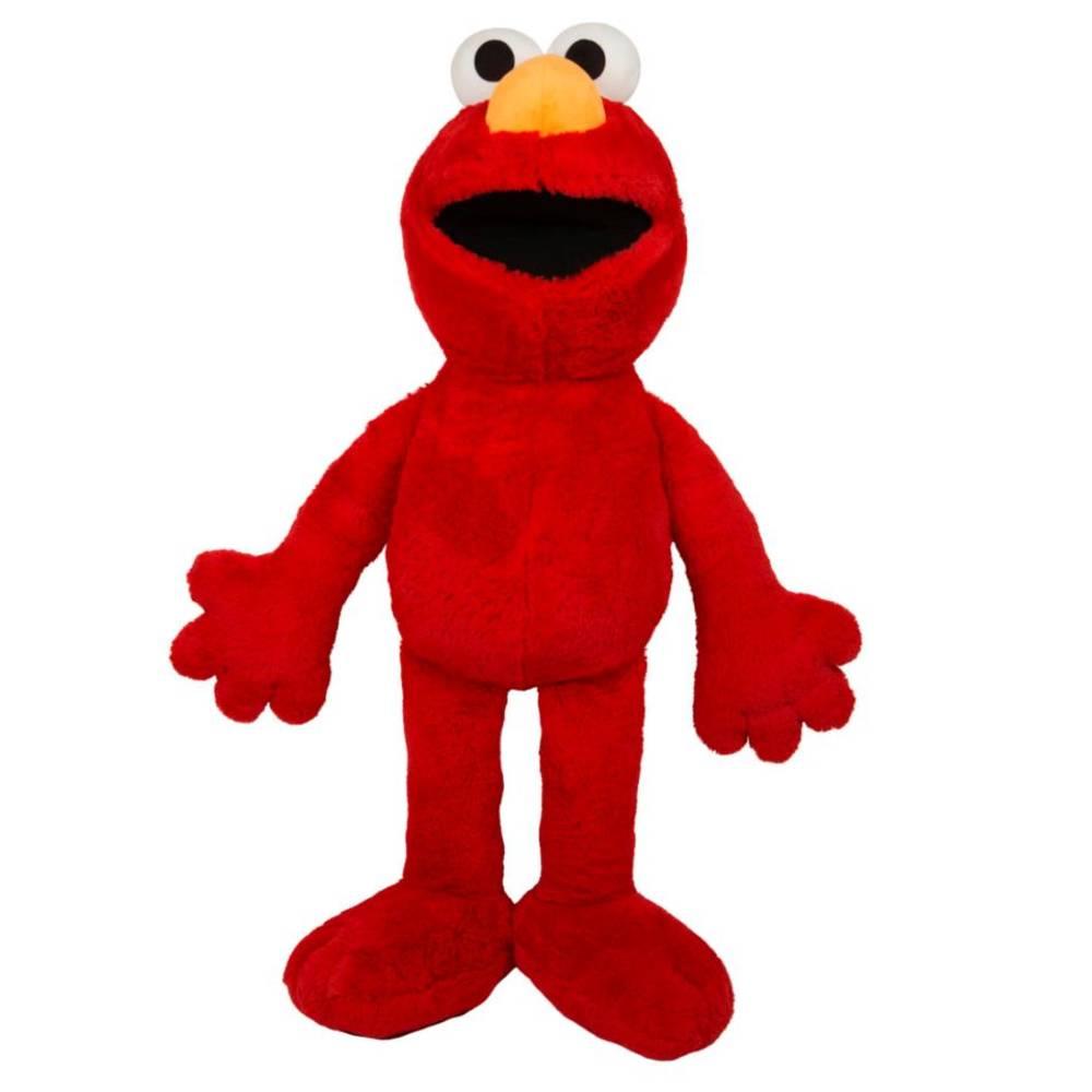 Sesamstraat knuffel Elmo - 100 cm