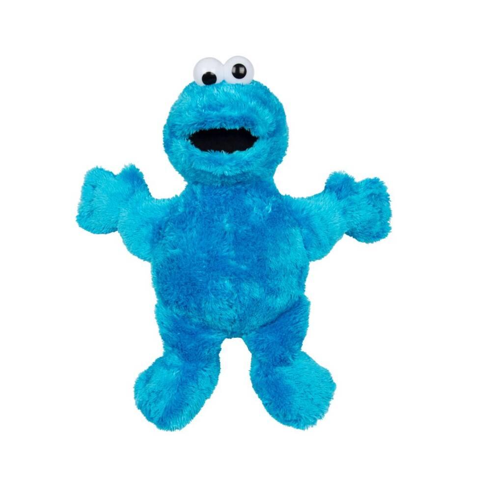 Sesamstraat knuffel Cookie monster - 38 cm