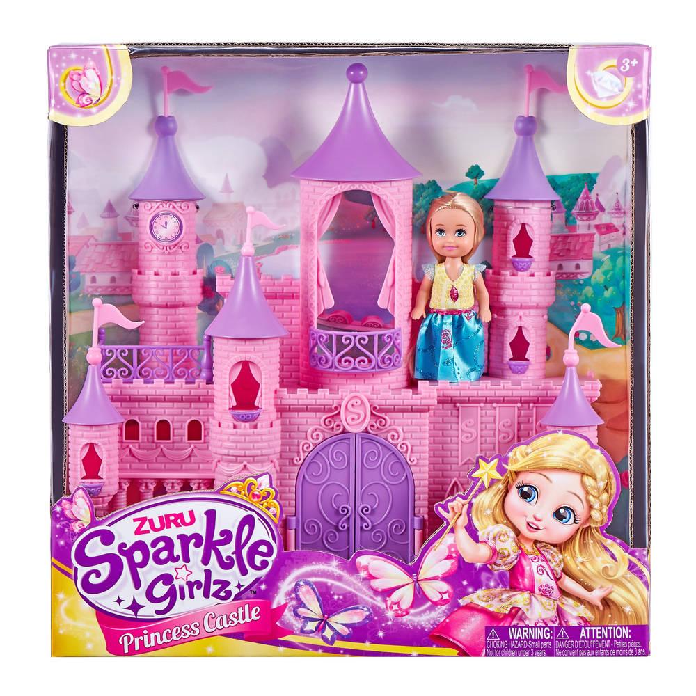 Sparkle Girlz mini kasteel set