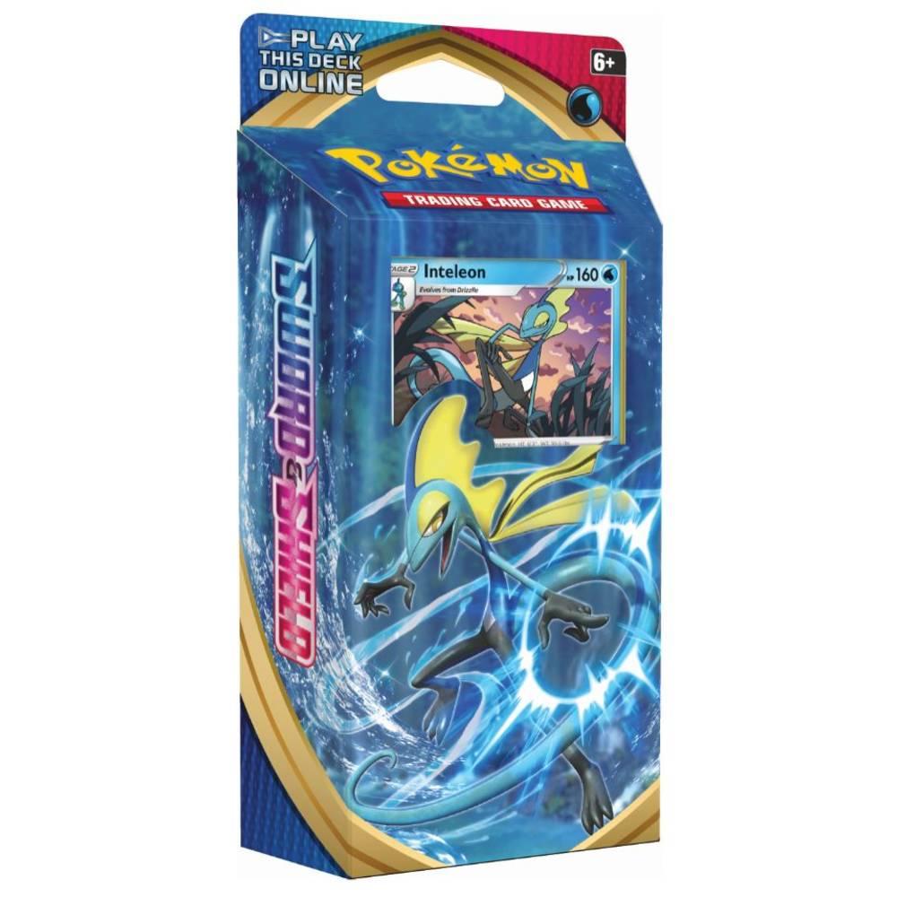 Pokémon TCG Sword & Shield themadeck Intelion