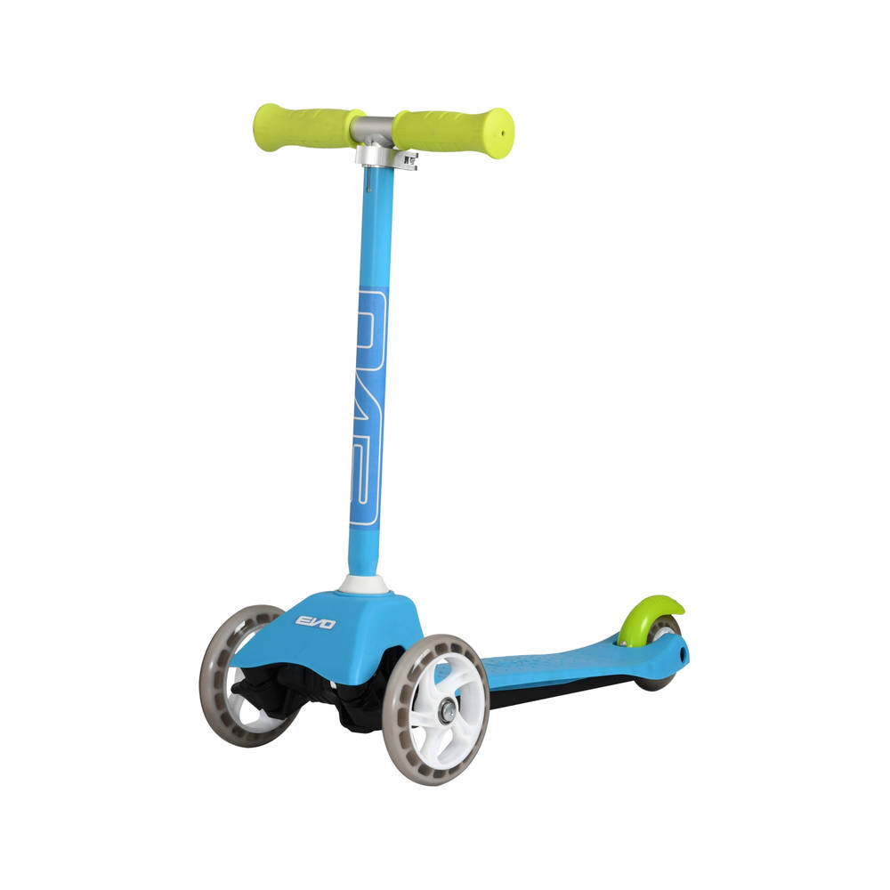 Evo Mini Cruiser scooter - blauw