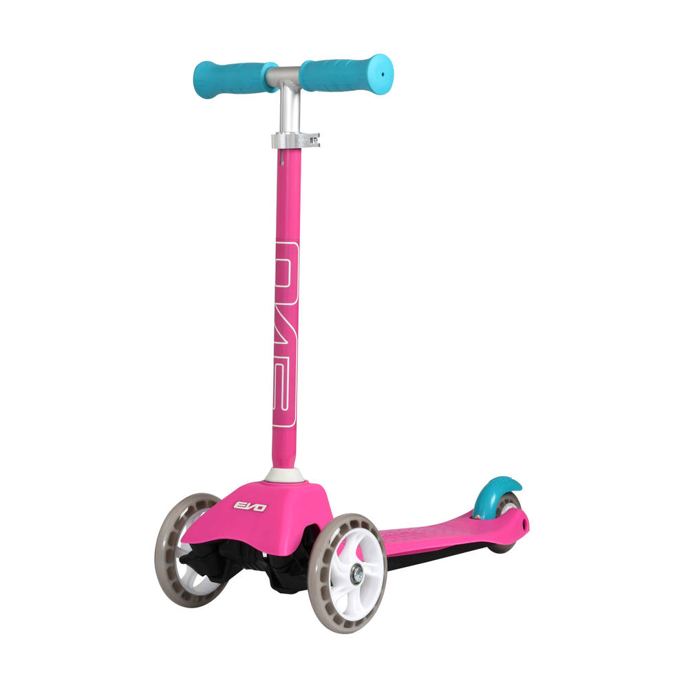 Evo Mini Cruiser scooter - roze
