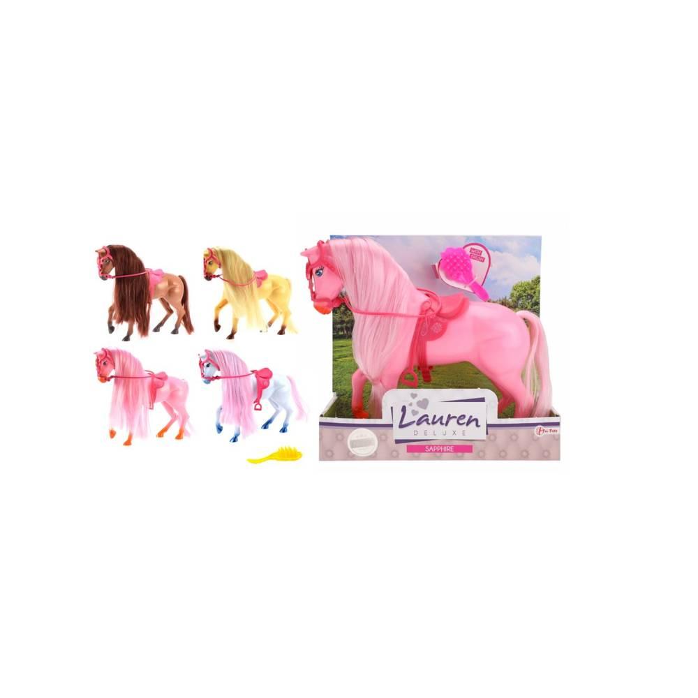 Lauren paradijs paard