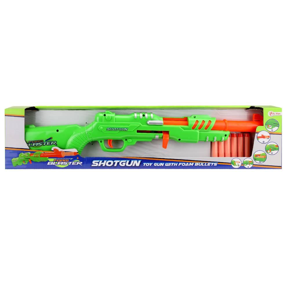 Foamblaster shotgun met 6 foampijlen
