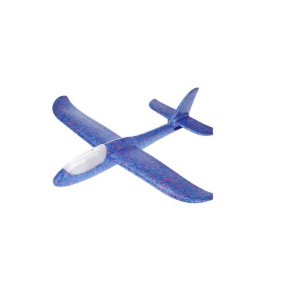 AIR XXL foam vliegtuig met licht