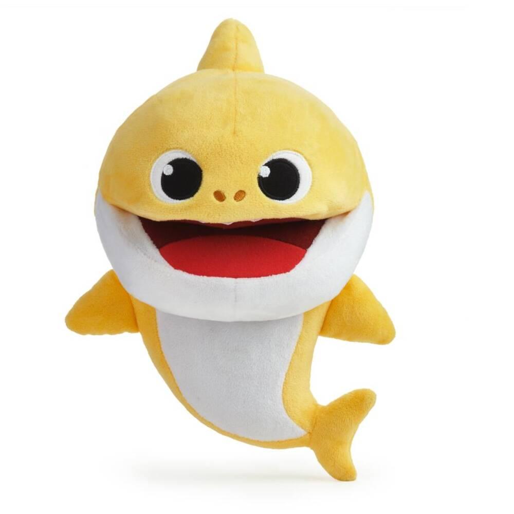 Baby Shark handpop met geluid Baby Shark