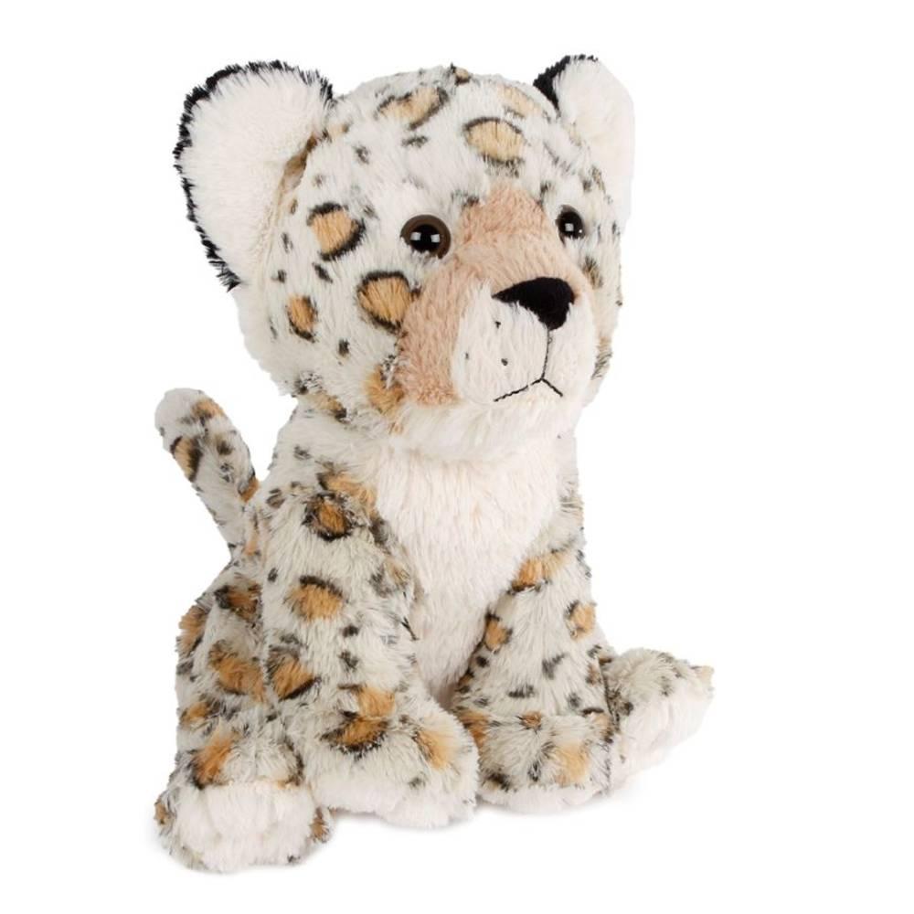 Take Me Home zittende luipaard pluche - 37 cm