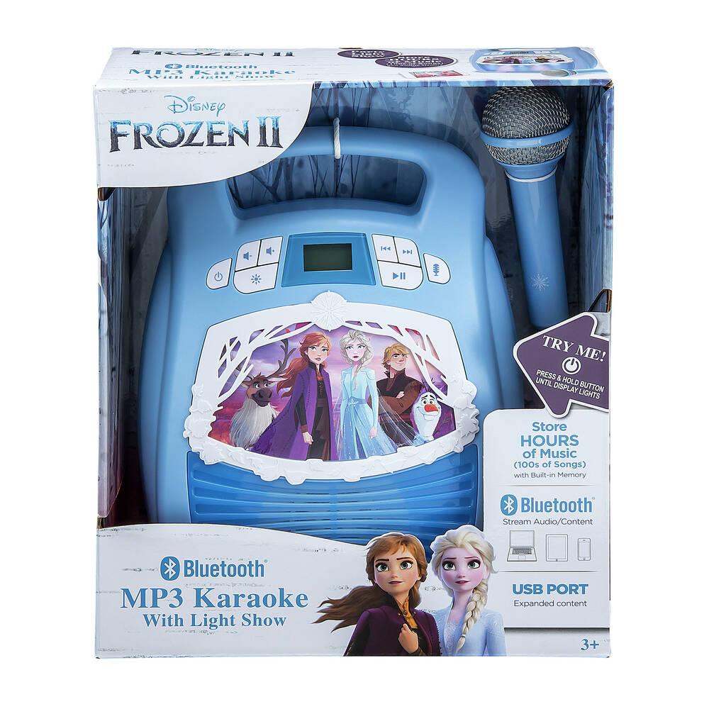 Disney Frozen 2 karaokeset met lichtshow
