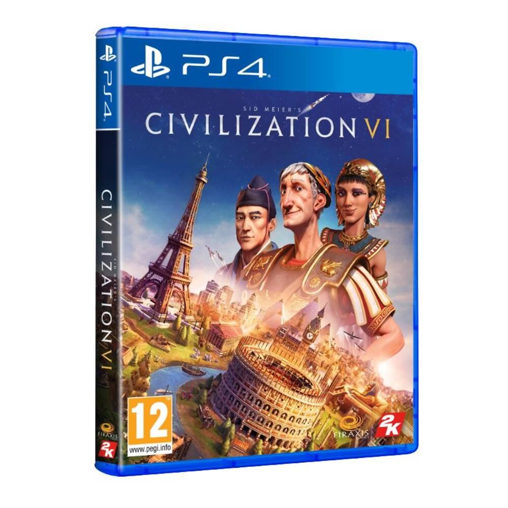 PS4 Sid Meiers Civilization VI