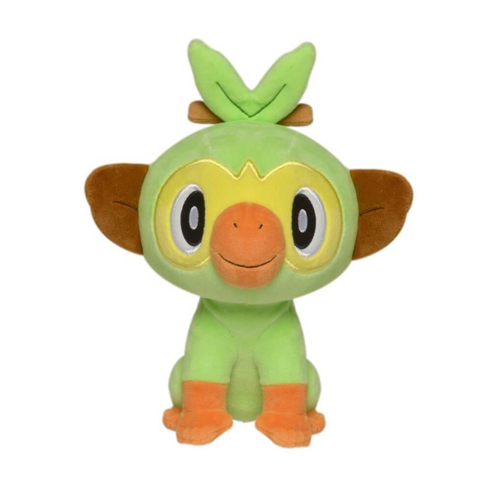 Pokémon Sword & Shield knuffel Grookey - 20 cm