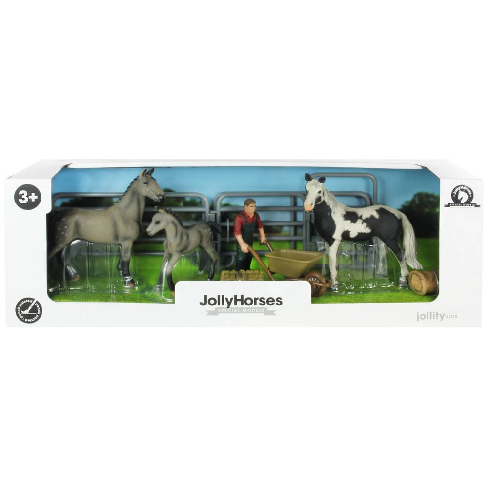 JollyHorses Quarter Horse Grey