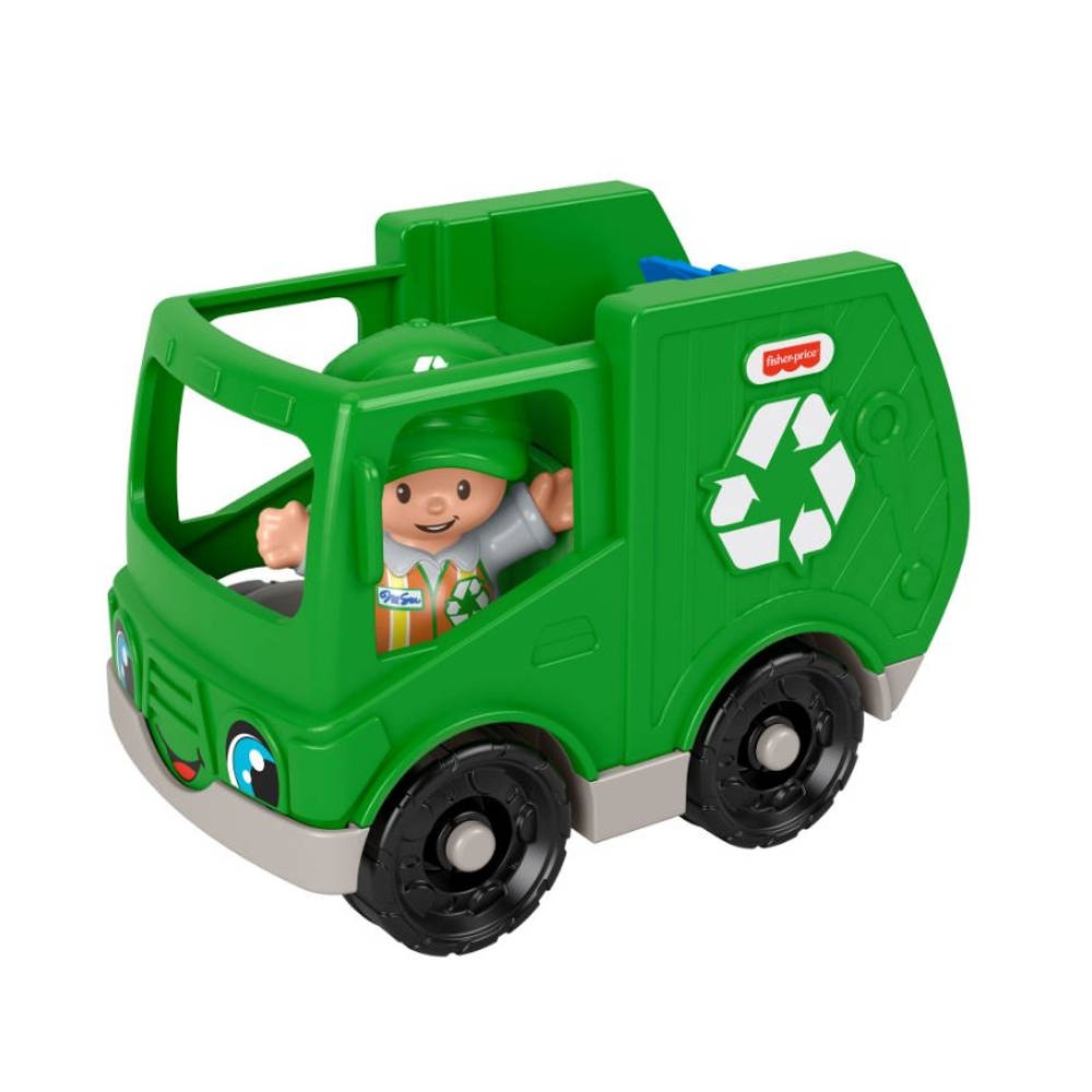 Fisher-Price Little People voertuig