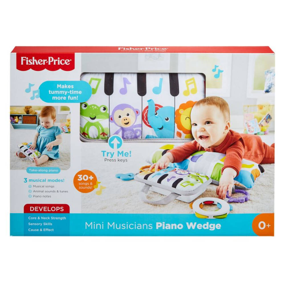 Fisher-Price mini piano speelkussen