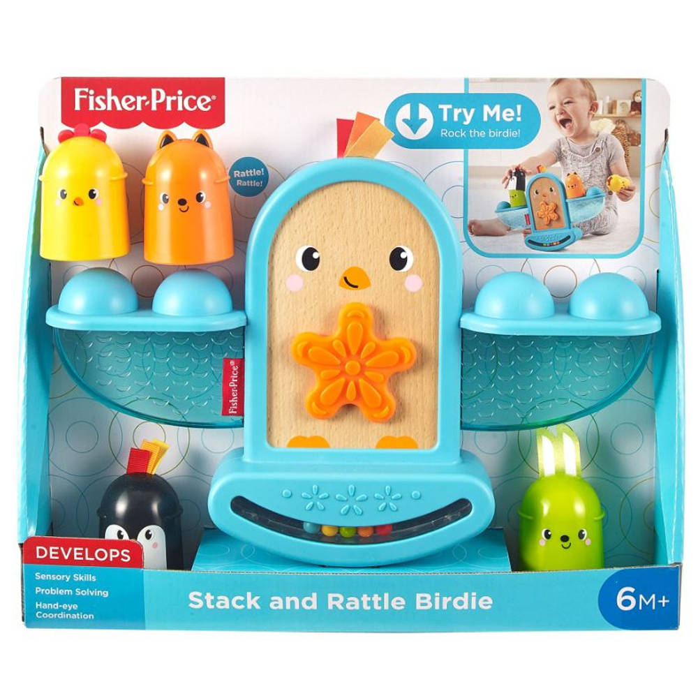 Fisher-Price balanceervogel