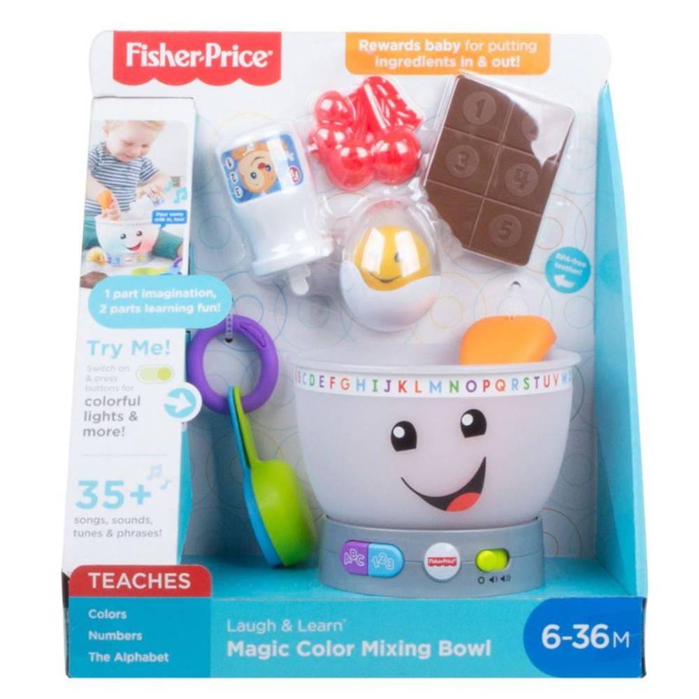 Fisher-Price Leerplezier mixer