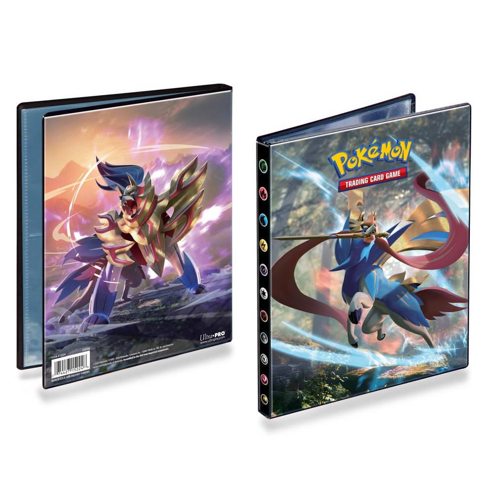 Pokémon Sword & Shield 4-pocket portfolio