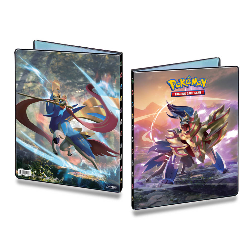 Pokémon Sword & Shield 9-pocket portfolio