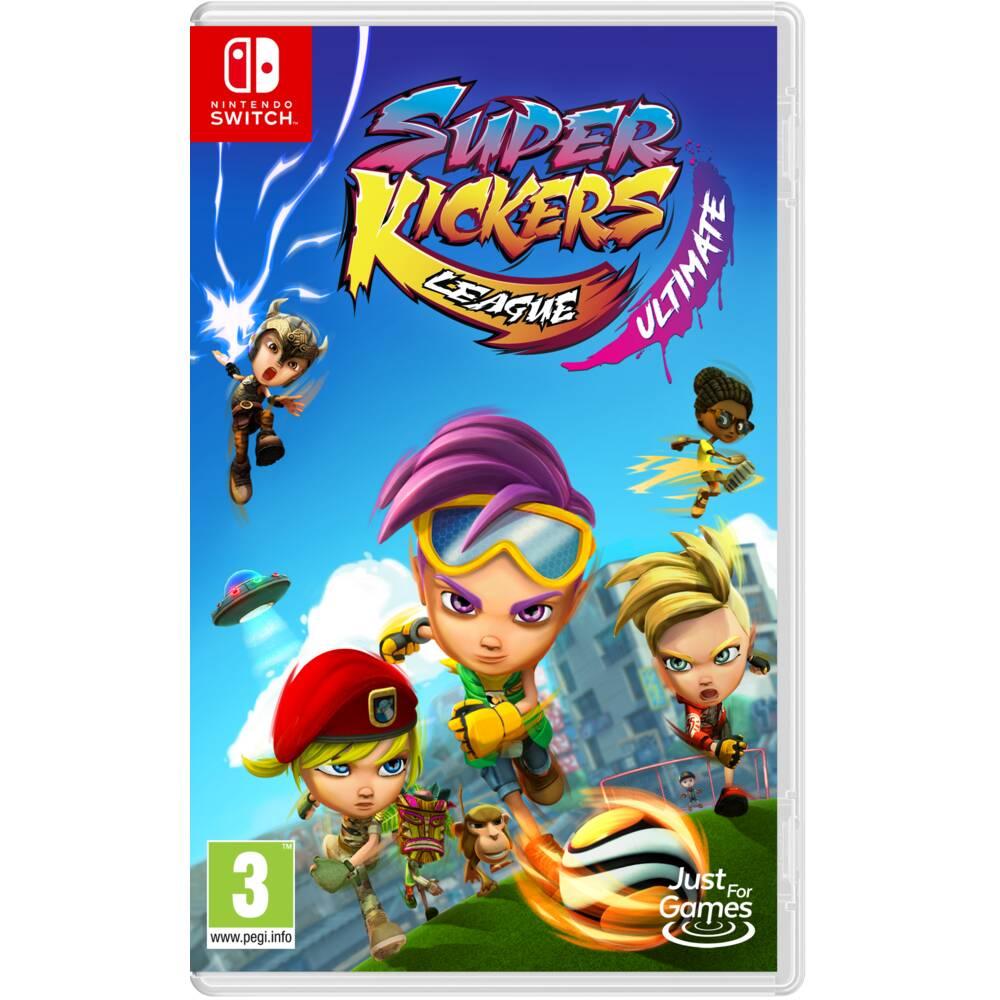 Nintendo Switch Super Kickers League Ultimate Edition