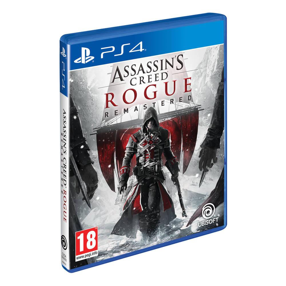 PS4 Assassin's Creed Rogue HD