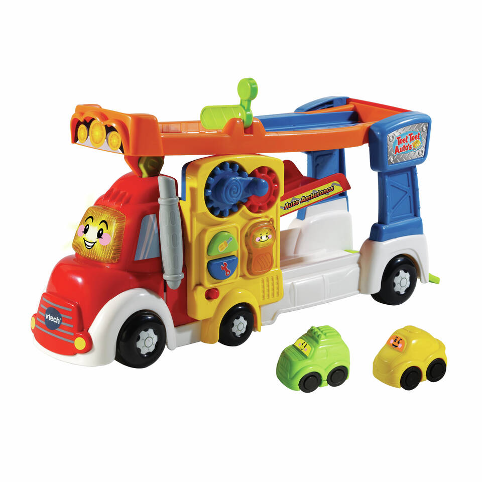 VTech Toet Toet Auto's ambulance