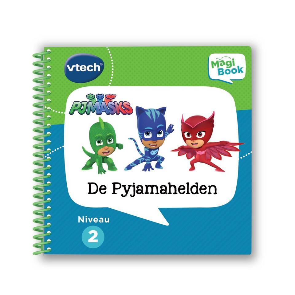 VTech MagiBook activiteitenboek PJ Masks