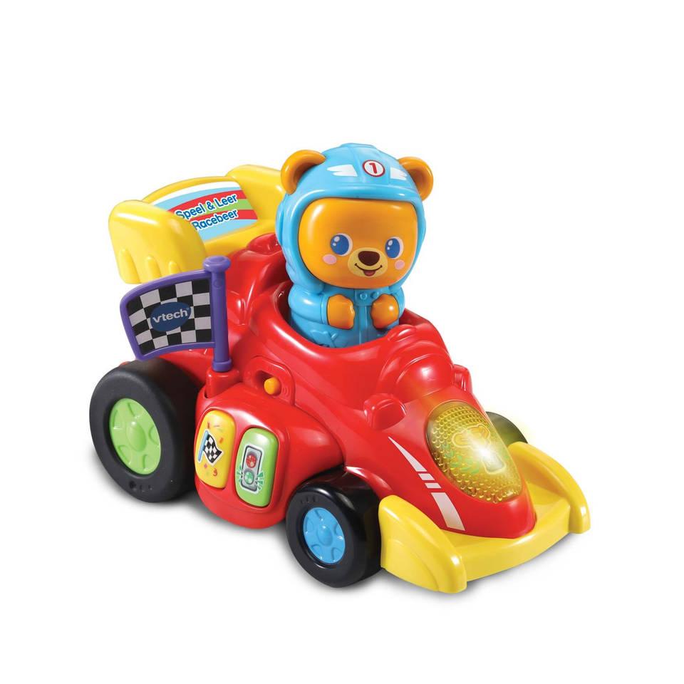 VTech Baby Speel & Leer racebeer