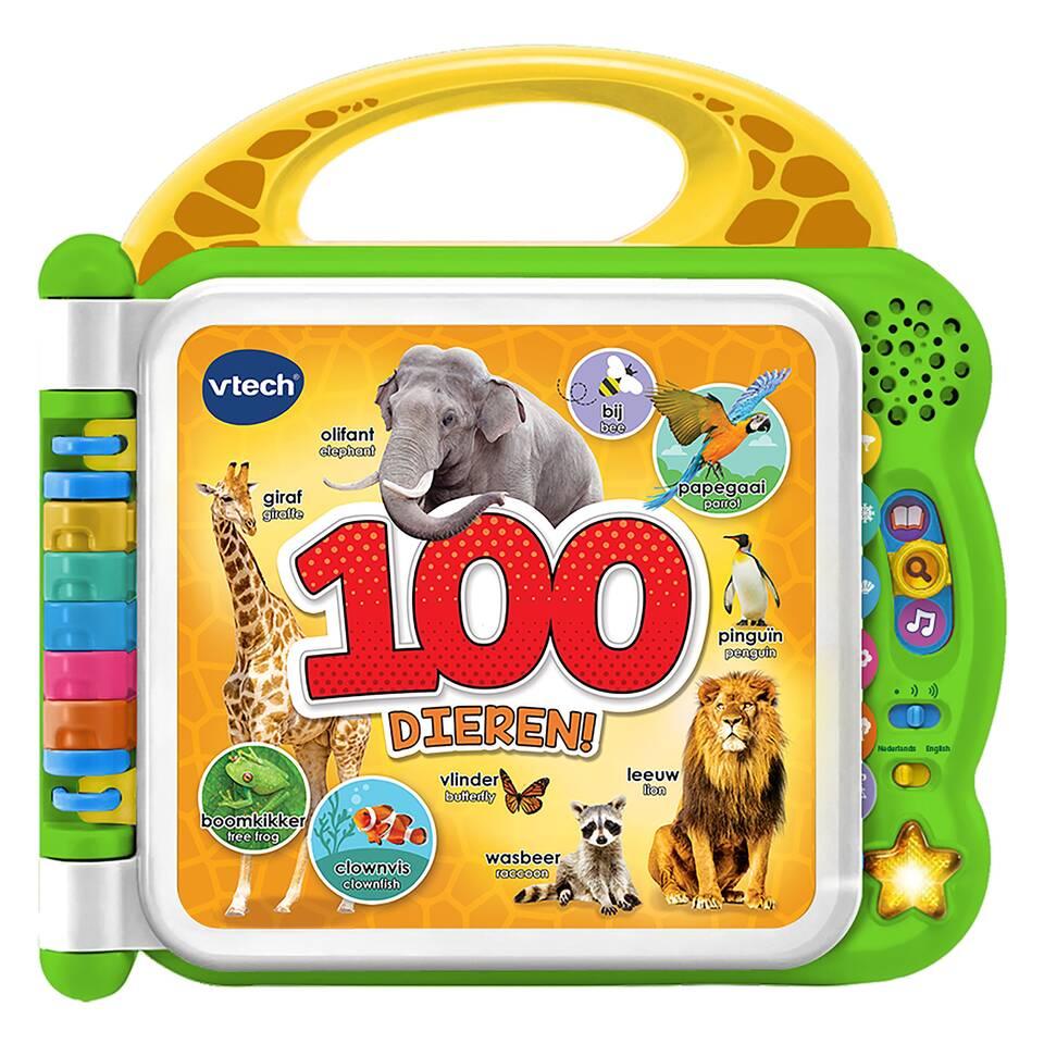 VTech Mijn eerste 100 woordjes dieren