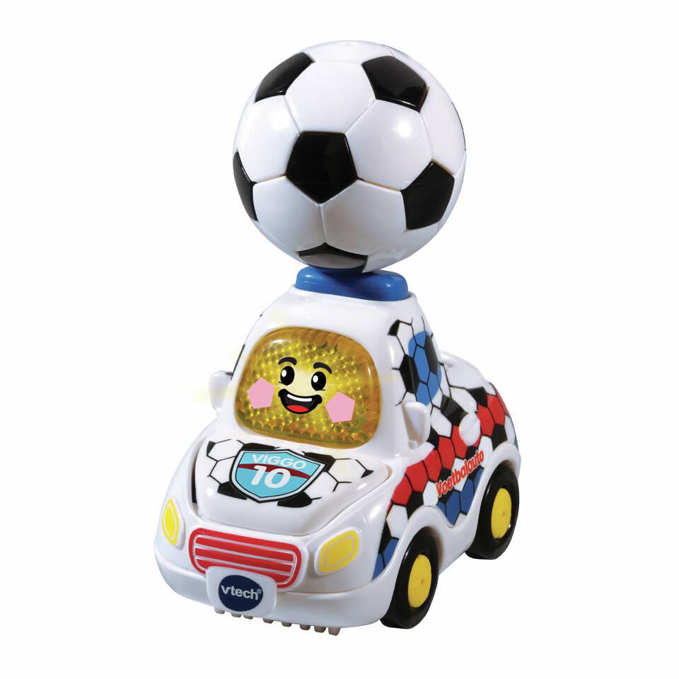 VTech Toet Toet Auto's Special Edition Viggo voetbalauto