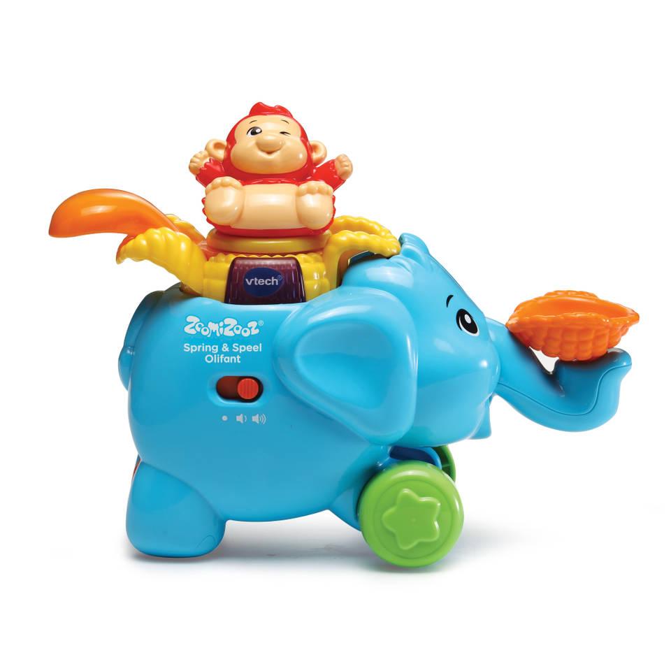 VTech ZoomiZooz Spring & Speel olifant