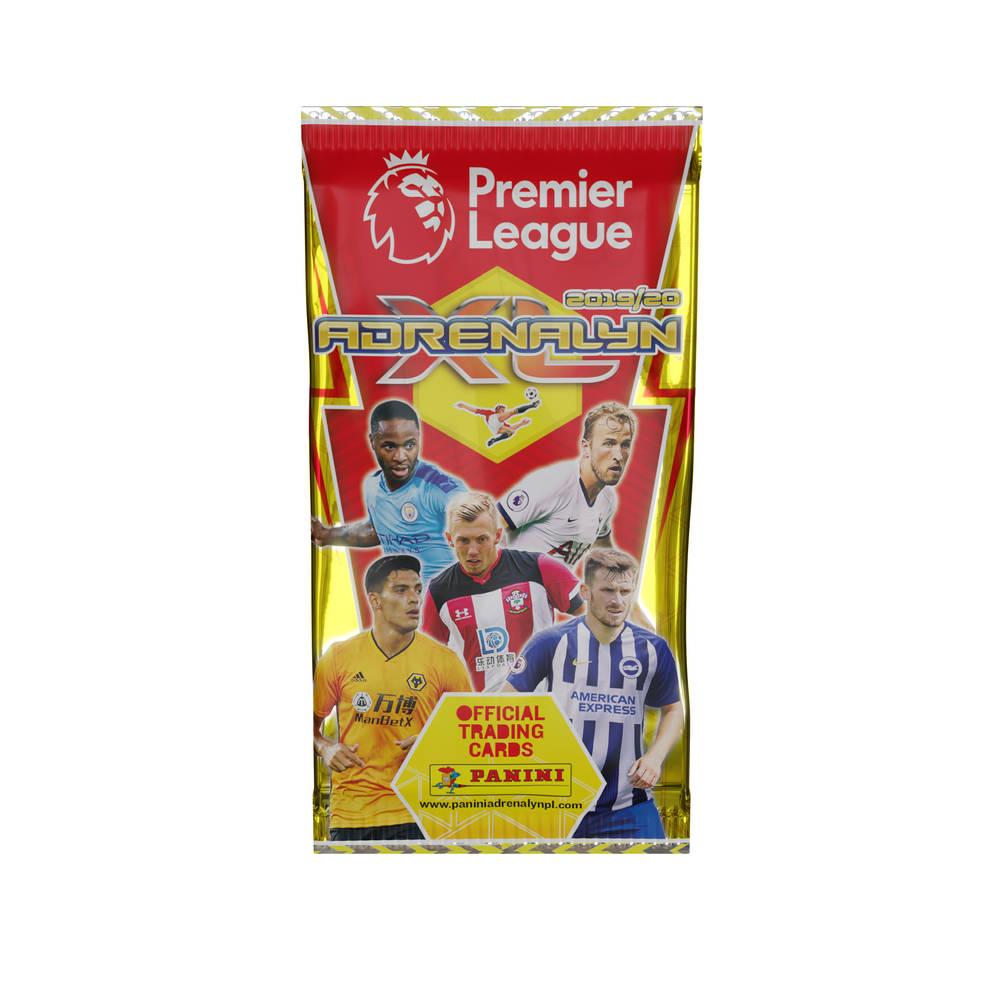 Adrenalyn XL Premier League 2019/2020 booster