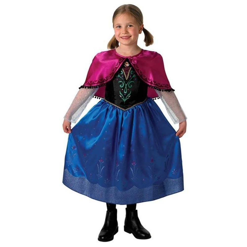 Disney Frozen jurk prinses Anna deluxe - maat S