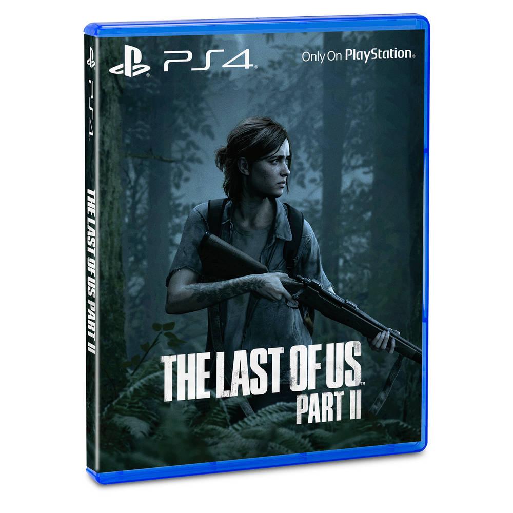 PS4 The Last of Us Part II Standard Plus editie