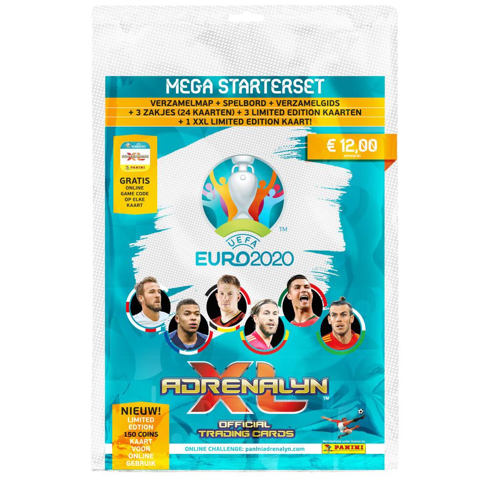 Adrenalyn XL UEFA Euro 2020 starterpack