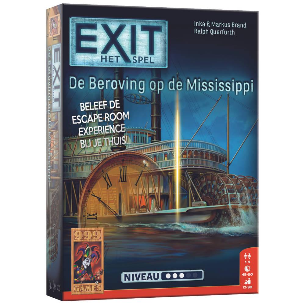 Exit: De beroving op de Mississippi