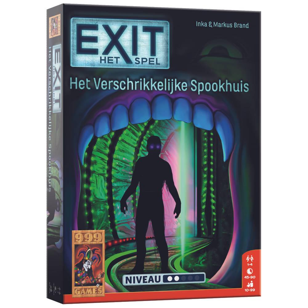 Exit: Het Verschrikkelijke Spookhuis