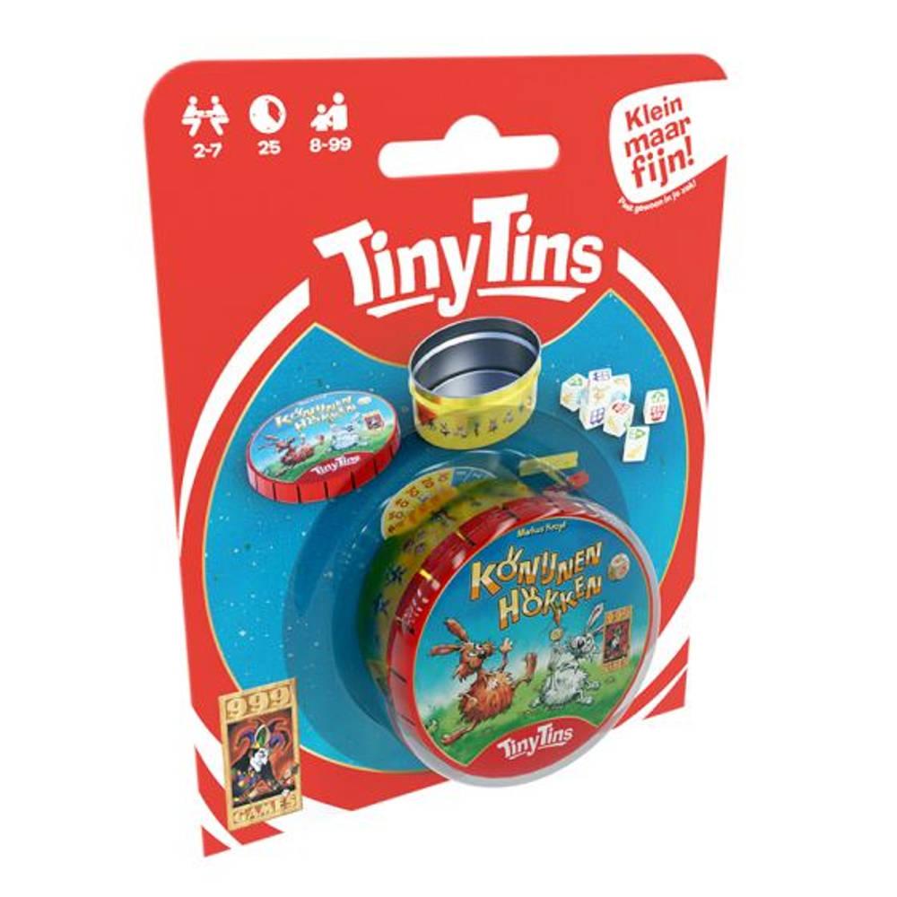 Tiny Tins: konijnen hokken