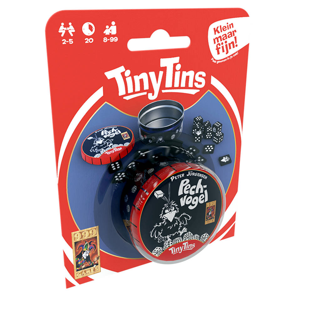 Tiny Tins: pechvogel