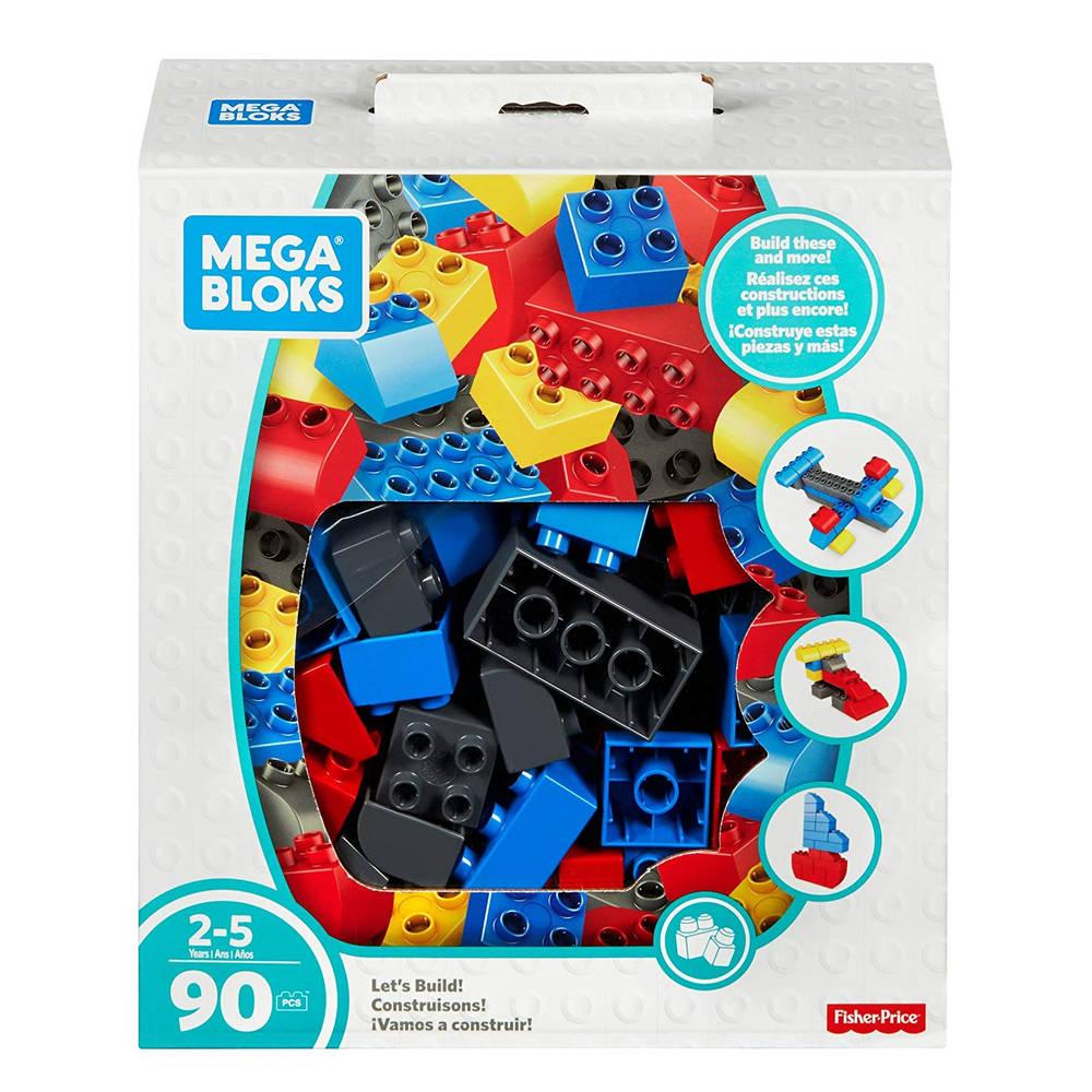 Mega Bloks bouwset 90-delig