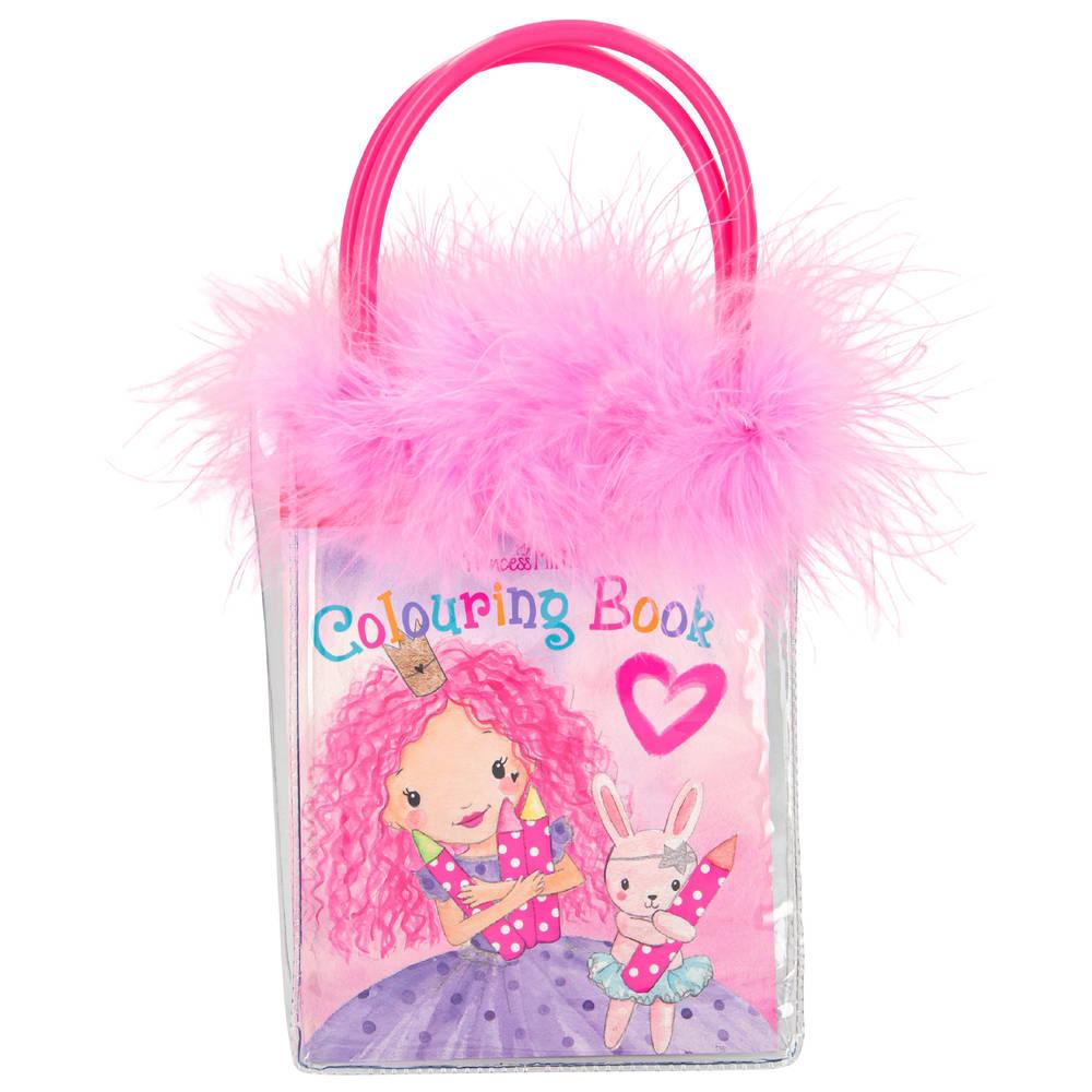 Princess Mimi kleurboek met wasco