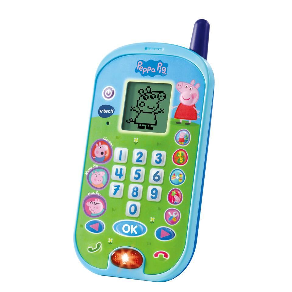 VTech Peppa Big leertelefoon