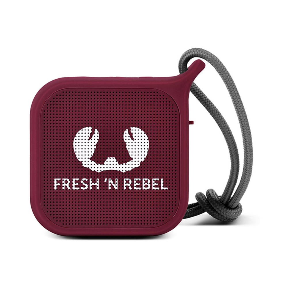 Rockbox Pebble Ruby draadloze bluetooth speaker