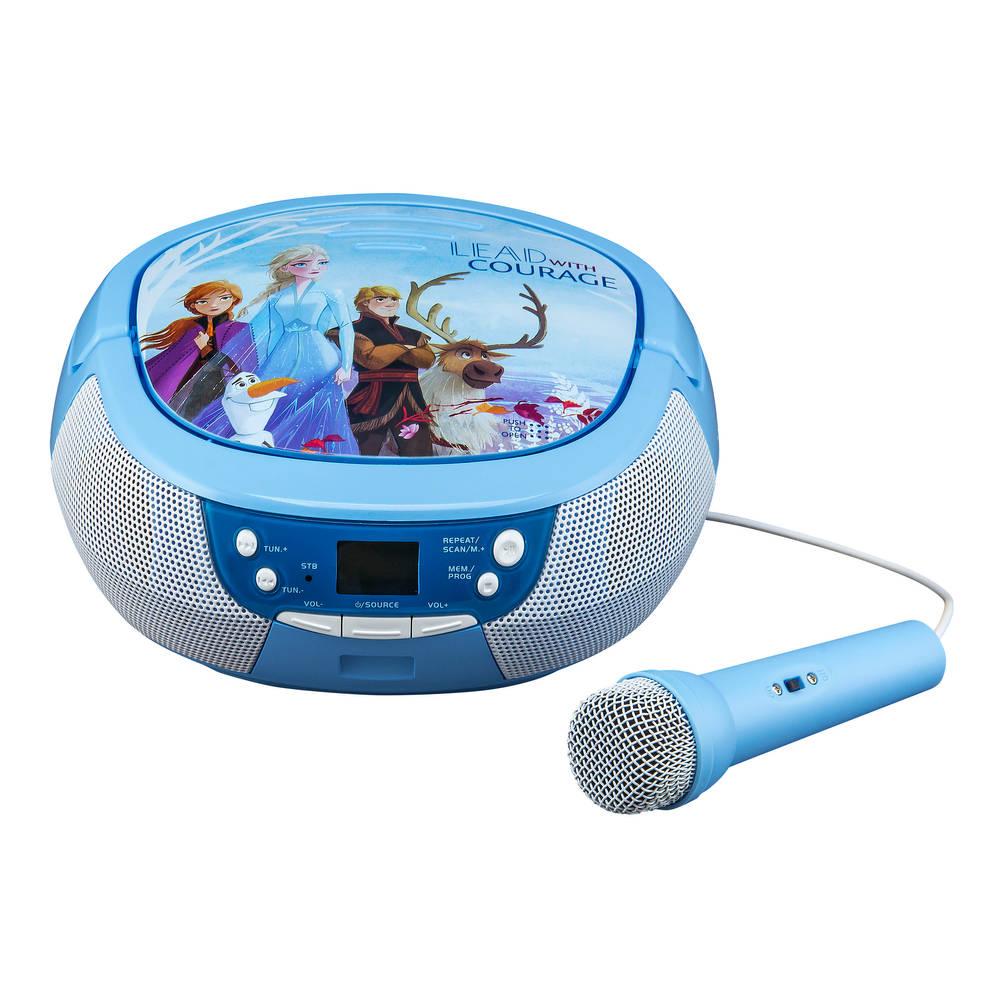 Disney Frozen 2 CD boombox